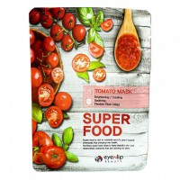 Тканевая маска для лица Томат Eyenlip Super Food Tomato Mask 23ml