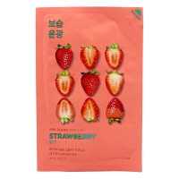 Освежающая тканевая маска Holika Holika Pure Essence Mask Sheet Strawberry 20ml