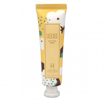 HolikaHolika Cotton Bebe Perfumed Hand Cream Крем для рук с хлопком