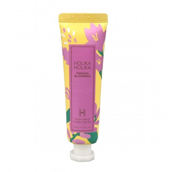 HolikaHolika Freesia Blooming Perfumed Hand Cream Крем для рук с фрезией