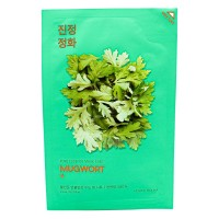 Тканевая маска для лица Holika Holika Pure Essence Mask Sheet Mugwort 23ml