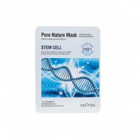 Маска для лица тканевая Аnskin Secriss Pure Nature Mask Pack-Stem Сell 25ml