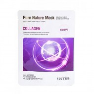 <b>Аnskin Secriss Pure Nature Mask Pack-Collagen 25ml</b><br>Маска для лица тканевая