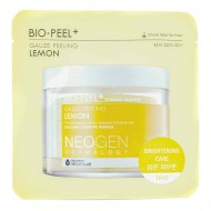 Пэды осветляющие с лимоном Neogen Dermalogy Bio-Peel Gauze Peeling Lemon 10ml/1 piece