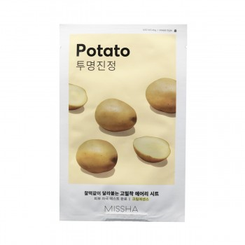 MISSHA  Airy Fit Sheet Mask Potato Маска для лица