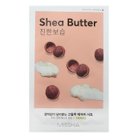 Маска для лица Missha Airy Fit Sheet Mask Shea Butter 19g
