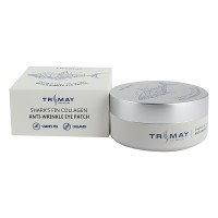 Патчи с акульим плавником TRIMAY Shark's Fin Collagen Anti-wrinkle Eye Patch 60+30 pieces