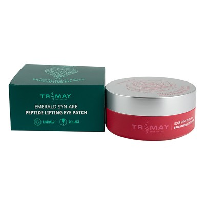TRIMAY Emerald Syn-Ake Peptide Lifting Eye Patch Патчи с пептидом змеи (90 шт)
