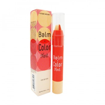 ETUDE HOUSE Двойной тинт-карандаш Balm+Color Tint #01