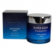 Увлажняющий крем Missha Super Aqua Ultra Hyalron Cream 70ml