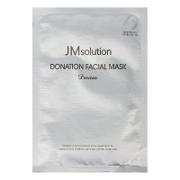Маска с гиалуроном и пептидами JMsolution Donation Facial Mask Dream 37ml