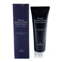 Очищающая пенка для мужчин THE SKIN HOUSE Homme Innofect Control Foam Cleanser 120ml