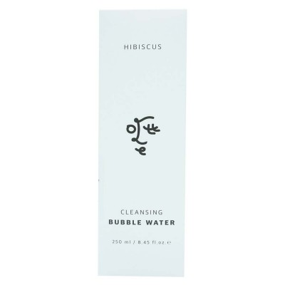 Мицелярная вода Ottie Hibiscus Cleansing Bubble Water 250ml