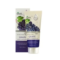 Пилинг-скатка с экстрактом винограда EKEL Natural Clean peeling gel Grape 100 ml