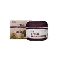Крем для лица с муцином улитки EKEL Ample Intensive Cream Snail 100 g