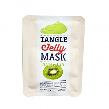 A'PIEU Tangle Jelly Mask Kiwi Тканевая маска-желе с экстрактом киви