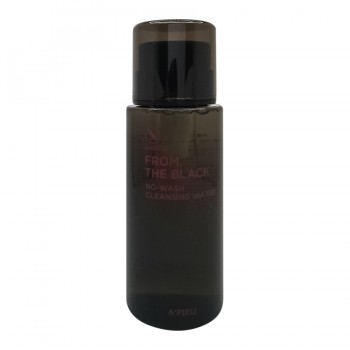 A'PIEU Очищающая вода для лица From The Black No Wash Cleansing Water