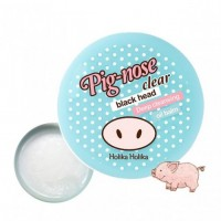 Гель против черных точек Holika Holika Piggy Clear Black Head Deep Cleansing Oil Balm 25g