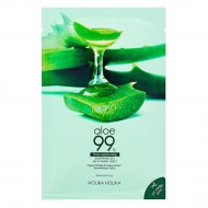 Гидрогелевая маска Holika Holika Aloe 99% Soothing Gel Jelly Mask Sheet 23ml