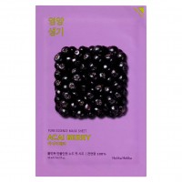 Витаминизирующая маска Holika Holika Pure Essence Mask Sheet Acai Berry 20ml