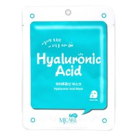Тканевая маска для лица с гиалуроновой кислотой Mijin Care Hyaluronic Acid Mask Pack, 22g