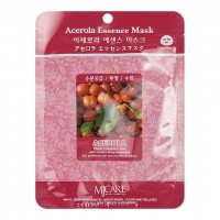 Тканевая маска для лица Ацерола Mijin Essence Mask 23g
