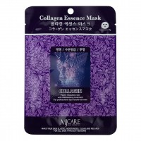 Тканевая маска для лица Коллаген Mijin Collagen Essence Mask 23g