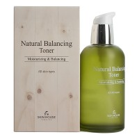 "THE SKIN HOUSE Natural Balancing Toner Балансирующий тонер ""Natural Balancing"", 130мл"