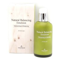"THE SKIN HOUSE Natural Balancing Emulsion Балансирующая эмульсия ""Natural Balancing"", 130мл"