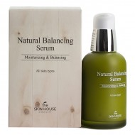 "THE SKIN HOUSE Natural Balancing Serum Балансирующая сыворотка ""Natural Balancing"", 50мл"