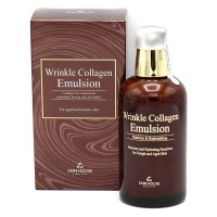 "THE SKIN HOUSE Wrinkle Collagen Emulsion Антивозр. эмульсия с коллагеном ""Wrinkle Collagen"" 130мл"