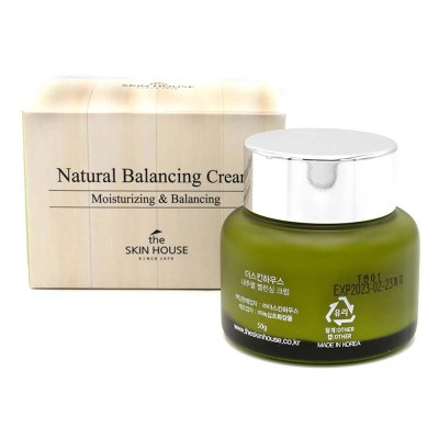 "THE SKIN HOUSE Natural Balancing Cream Балансирующий крем ""Natural Balancing"", 50г"