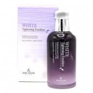 "THE SKIN HOUSE White Tightening Emulsion Эмульсия для сужения пор и выравнивания тона лица ""White Tightening"", 130мл"