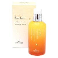 "THE SKIN HOUSE Vital Bright Toner Тонер для сияния кожи ""Vital Bright"", 130мл"