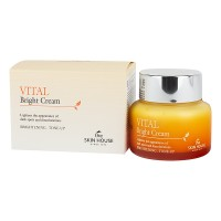 "THE SKIN HOUSE Vital Bright Cream Крем для сияния кожи ""Vital Bright"", 50мл"