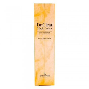 """THE SKIN HOUSE Dr.Clear Magic Lotion Лосьон против воспалений """"Dr. Clear"""" 50мл"""