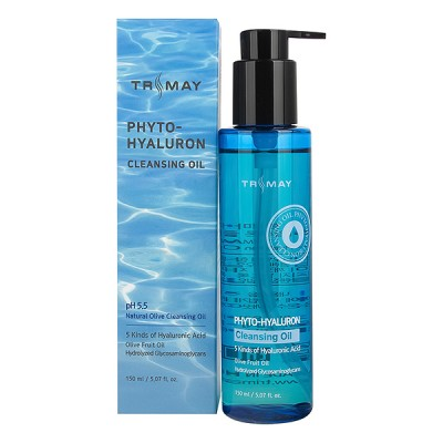Гидрофильное масло TRIMAY Phyto-hyaluron Cleansing Oil 150ml