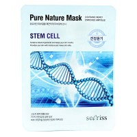 Аnskin Secriss Pure Nature Mask Pack-Stem cell Маска для лица тканевая, 25мл
