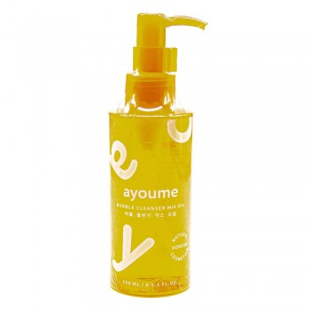 AYOUME BUBBLE CLEANSER MIX OIL Масло для лица очищающее 150мл