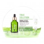 CELRANICO True Solution Double Effect Soothing Mask Смягчающая тканевая маска 23мл